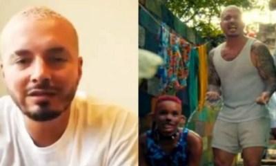 J Balvin apologizes for having black women in leashes, in Perra music video