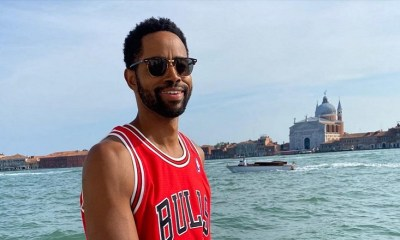 Jay Ellis' publicist allegedly told him to not post his white wife on Instagram