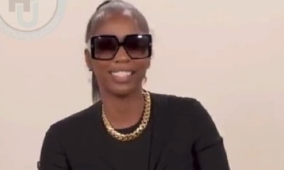 Kash Doll says she is 95 years old
