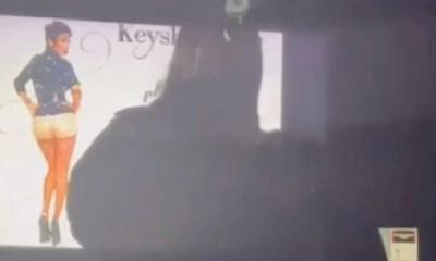 Lizzo sings Keyshia Cole's Love on karaoke
