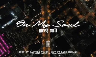 Meek Mill On My Soul music video