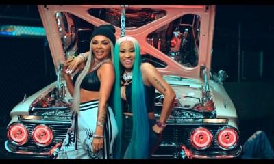 Nicki Minaj defends Jesy Nelson from blackfishing allegations