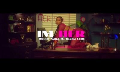 Queen Naija I'm Her music video