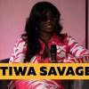 Tiwa Savage talks EP, Brandy, Nas, and more with Nessa on Hot 97
