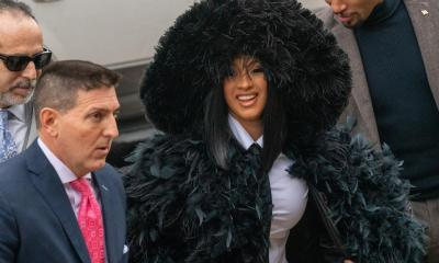 Cardi B Dragged Into Deposition In Stylist's $80K Lawsuit Against ...