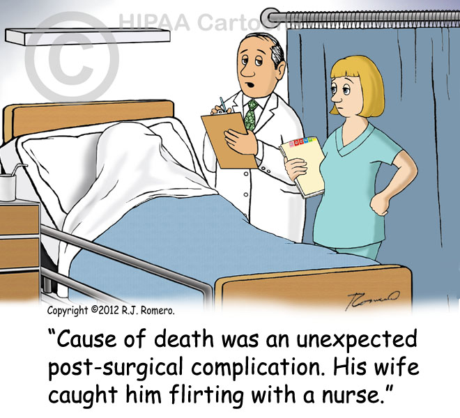 Cartoon-doctor-tells-nurse-that-patient-died-of-complications-wife-caught-him-flirting_m103