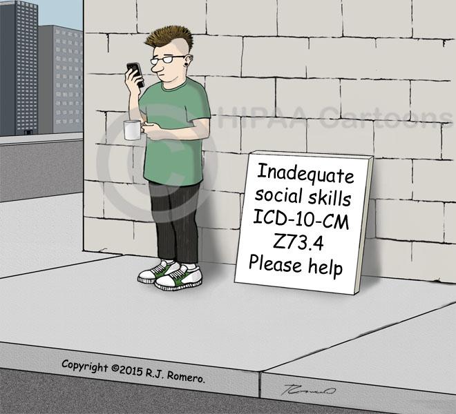 Cartoon-man-begging-on-street-inadequate-social-skills_ICD-12