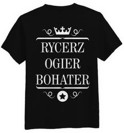 Rycerz Ogier i Bohater Czarna