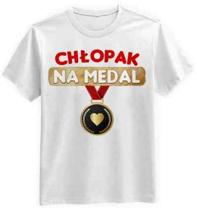 Chłopak na medal Biała