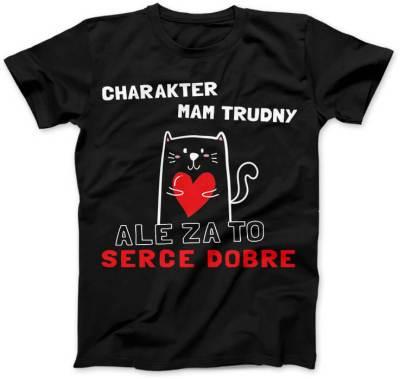 koszulka Charakter mam trudny