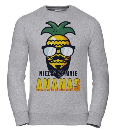 Bluza Niezły ze mnie Ananas
