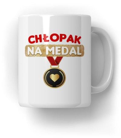 Chłopak-na-medal-Kubek-Prezent