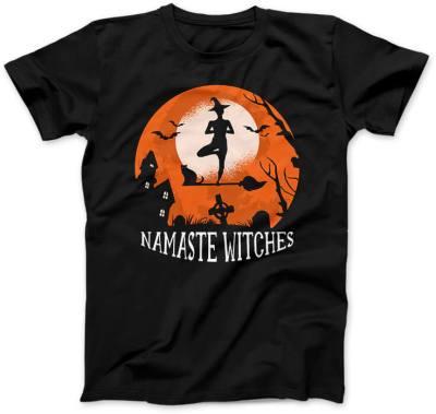 Namaste-Witches-czarna-koszulka