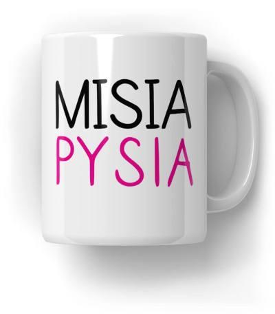Misia-Pysia Kubek-Prezent
