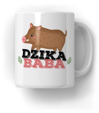 Kubek Dzika Baba