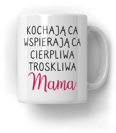 Kochająca mama