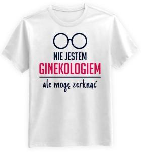 Nie jestem ginekologiem Biała