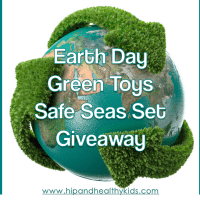 Earth Day – Green Toys Giveaway