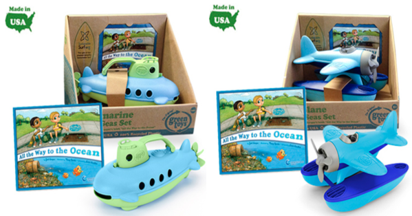 Earth Day – Green Toys Giveaway ⋆ Hip & Healthy Kids