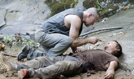 """The Walking Dead Third Season, Episode Six """"Hounded"""""""