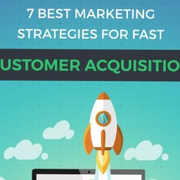 Cover – 7 Best Marketing Strategies for Fast Customer Acquisition