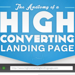 Cover High Converting Landing Page