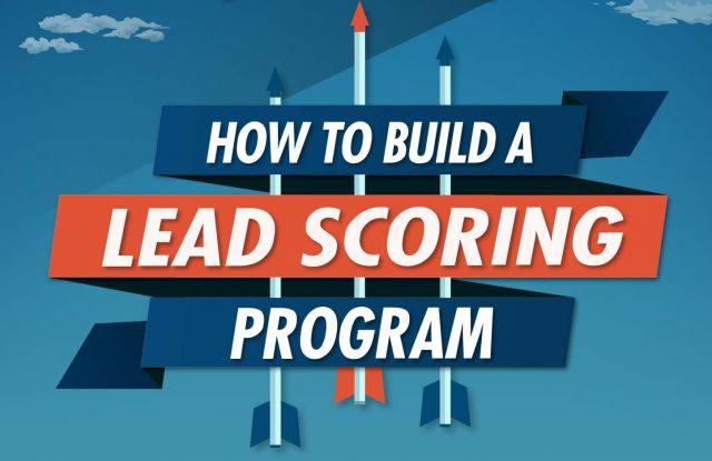 Cover Build a Lead Scoring Program