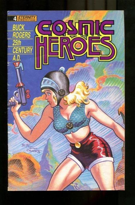 תוצאת תמונה עבור buck rogers cosmic heroes