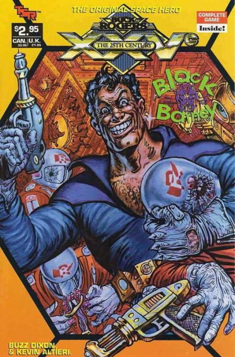 תוצאת תמונה עבור buck rogers t.s.r comics