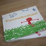 Een boek van je kindertekening