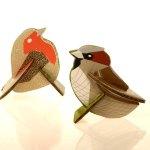 Vogelkaartjes