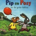 Pip & Posy en de rode ballon