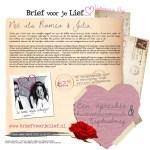 Brief voor je lief