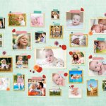 Easy collages voor moederdag!