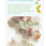 Tuinconfetti en ander groeipapier