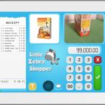 Little Zebra shopper app