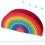 Wat kun je met de regenboog van Grimm's?