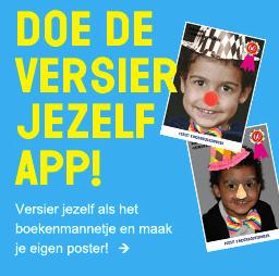versier jezelf app