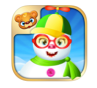 kids fun snowman app