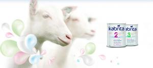 kabrita geiten poedermelk