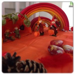 seizoenstafel herfst