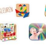 Hoe je kinderen het ruimtelijk inzicht kan laten oefenen met apps