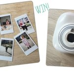 Win een hele gave Instax camera!