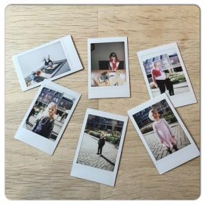 polaroid fotos