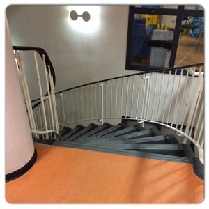 trap ziekenhuis