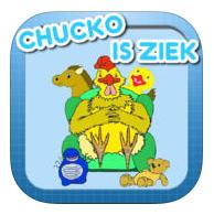 Chucko is ziek
