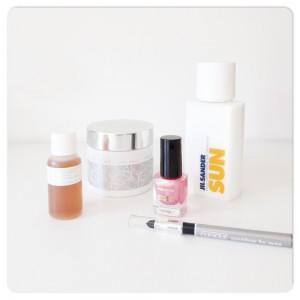 beauty producten mee op reis