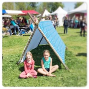 kids voor tent