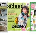 Mijn favoriete tijdschriften voor een zomerse dag