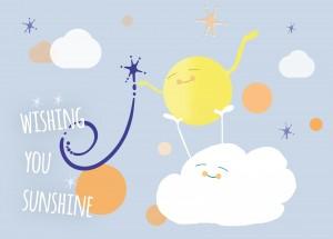 wishing you sunshine